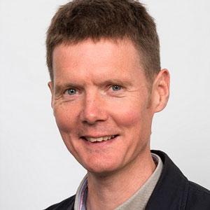 Professor Nick Bailey